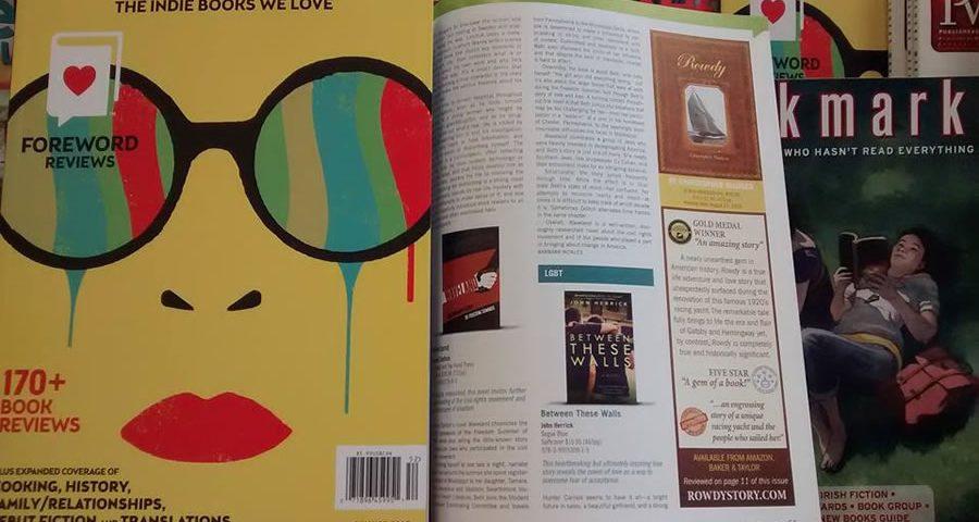 Foreword Reviews Magazine