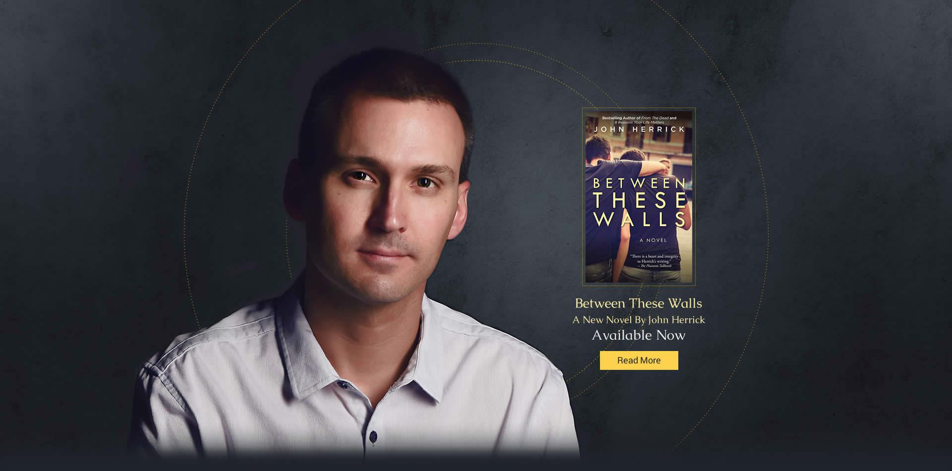 John Herrick Bestselling Author