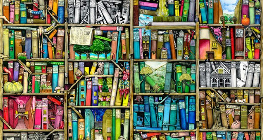 Tiffany's Bookshelf Blog