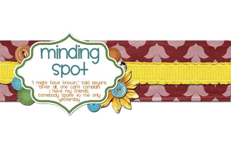 Minding Spot Blog