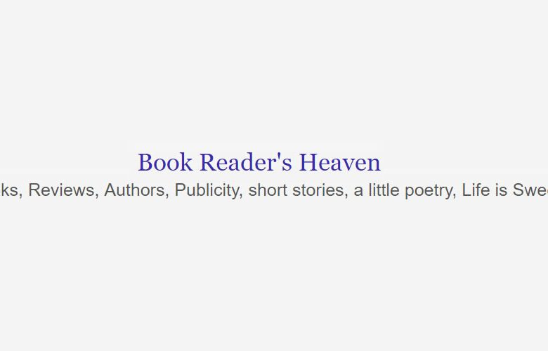 Book Readers Heaven Blog