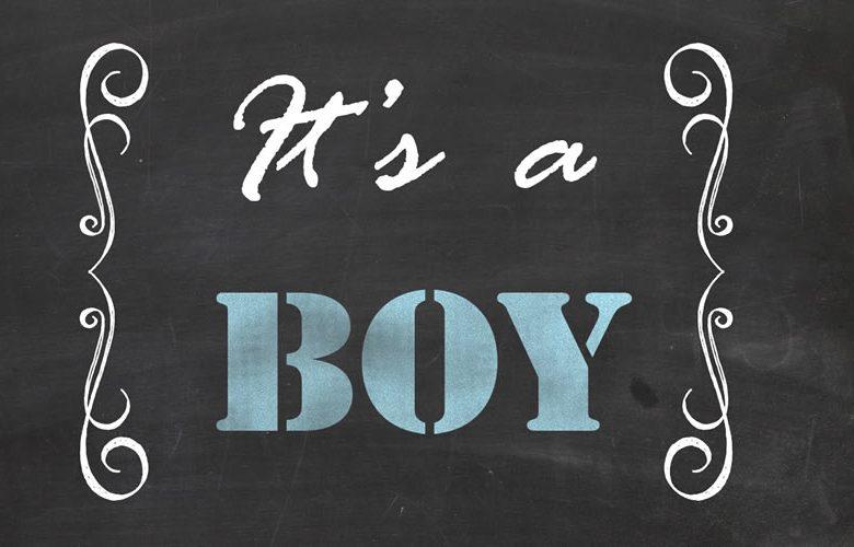 Baby Nephew Born
