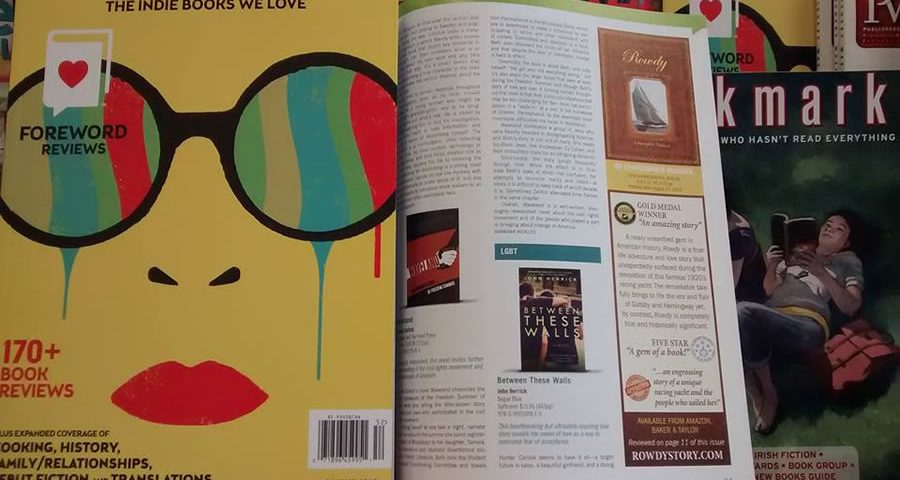 Foreword Reviews Magazine