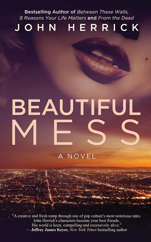 Beautiful Mess New Book Cover 2-17